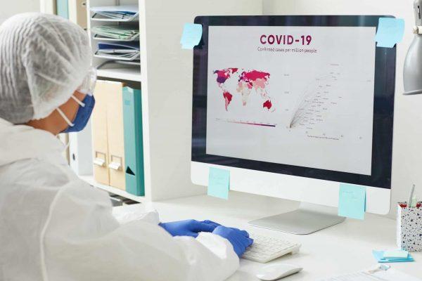 Covid statistics in the world